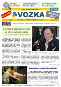 Vozka 4/2013